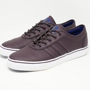 Adidas Originals Adiease Burgundy Size 10.5 BY4026